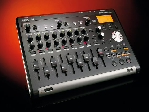 Tascam DP-03 Digital Portastudio (£439)