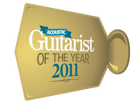 Acoustic Guitarist Of The Year 2011 finalists announced
