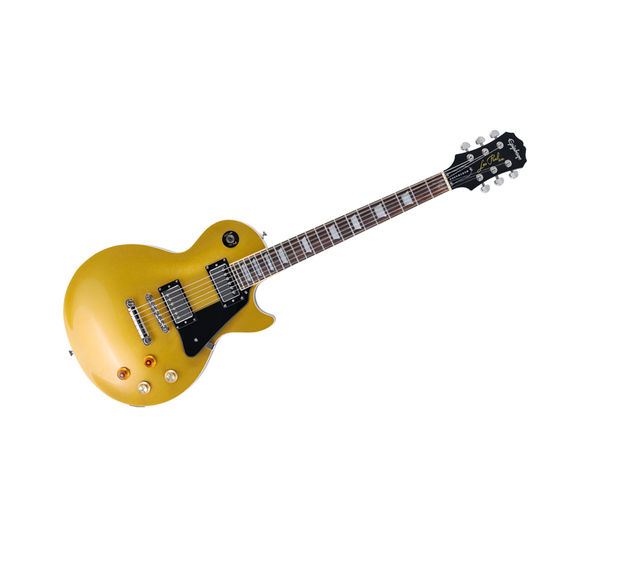 There's a great selection of warm and expressive 'woman' tones on the Epiphone.