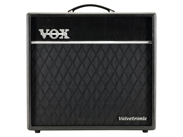 The Vox Valvetronix VT80+ provides a wide array of authentic tones  suitable for myriad styles.