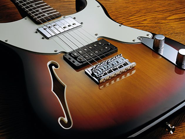 The '72 is just one of Fender's curious new Pawn Shop Series.