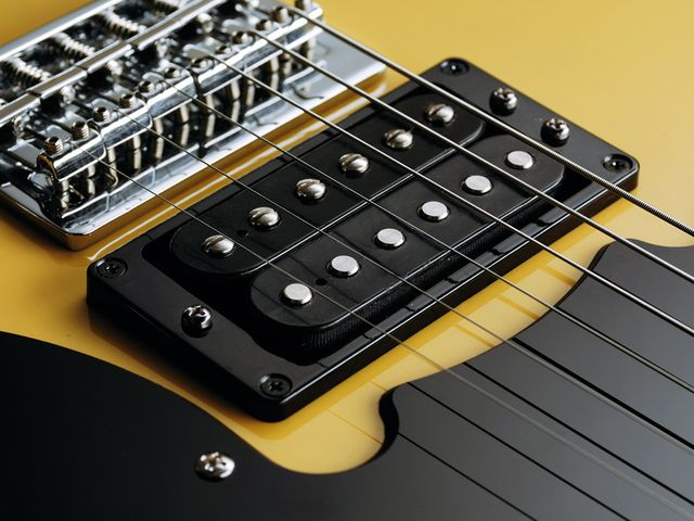 The Fender '51 packs an Enforcer humbucker in the bridge position.