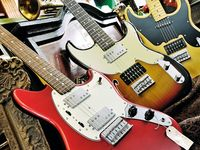 Fender Pawn Shop Series: Mustang Special, Fender '72 & Fender '51