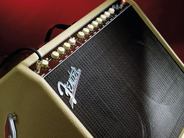 Fender Super-Sonic Twin (£1798)