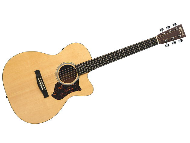 This Martin may use less traditional materials, but its workmanship remains exceptional.