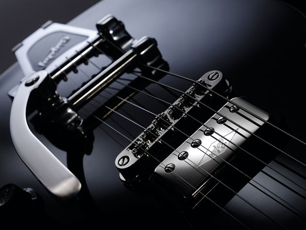The roller saddles help the Bigsby's efficiency, but it's still far from modern.