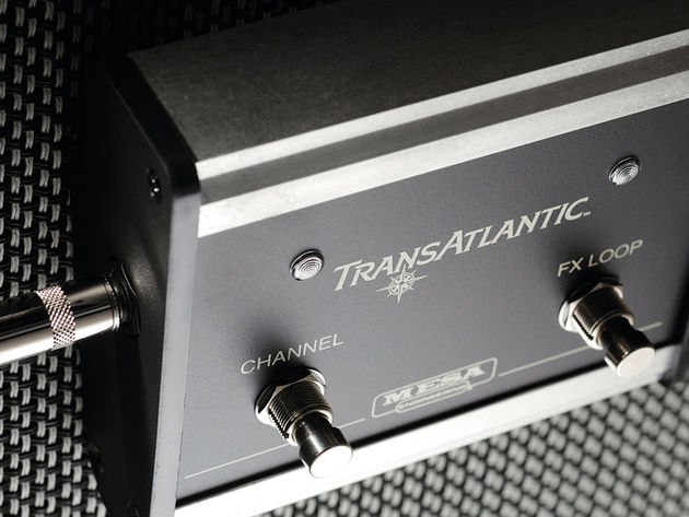 The 'TransAtlantic' moniker refers to the mixture of British and American sounds.
