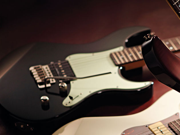 Check out our video demo of the three new Yamaha Pacifica models.