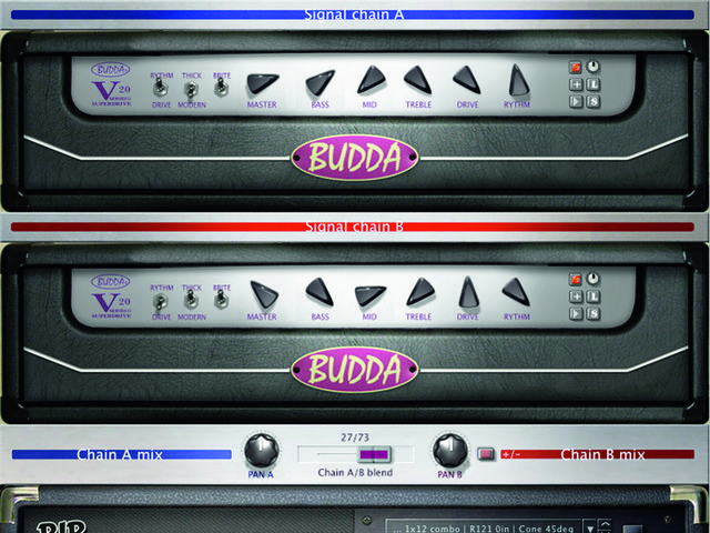 The Budda is one of the Peavey amps rarely found in other software.