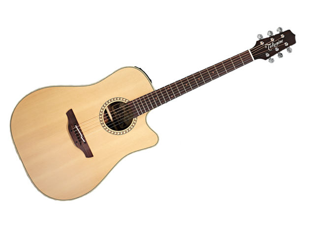 This is a comfortable guitar to play.