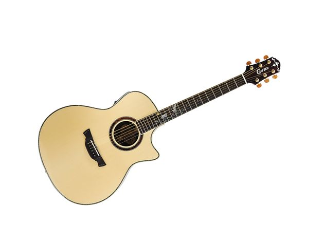 This is a versatile electro-acoustic model.