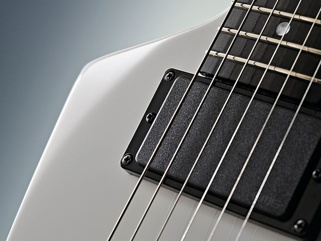The pickups are great for blues, as well as metal.