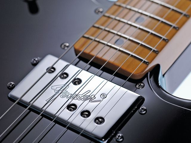 The new '72 Wide Range humbucker.