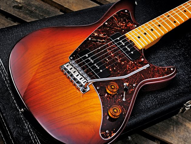 Grosh Guitars ElectraJet (£2199)