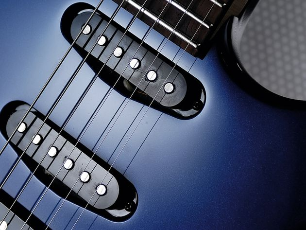 The ML pickups were designed for Miachael Landau's guitars.