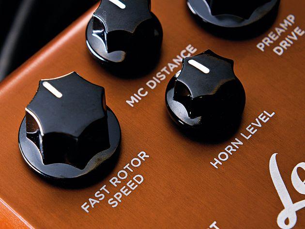 The Lex's simple four-knob layout has extra functionality hidden beneath.