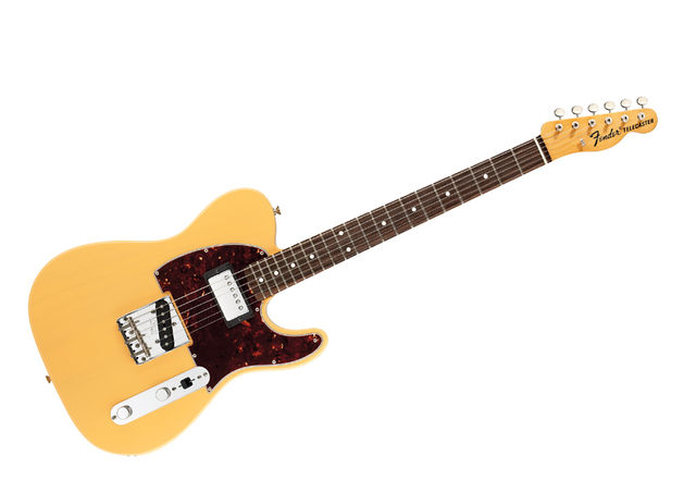 The Coxon Telecaster is a Fender Europe exclusive.