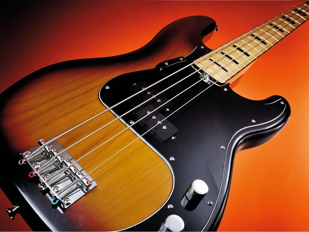 Fender '70s Precision Bass (£1102)