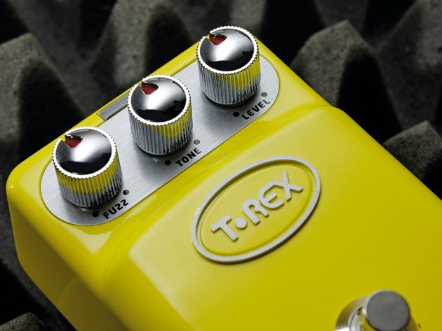 The ToneBug Fuzz offers great sonic shaping.