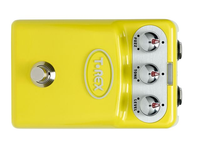 The ToneBug Fuzz riffs on classic 1960s fuzz sounds.