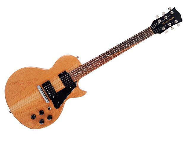 Tonally as well as looks-wise, the GS2 60 recalls the Les Paul.