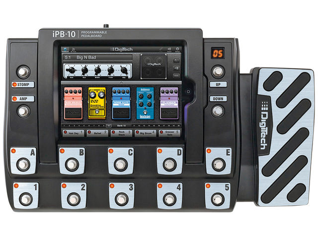 The iPB-10 offers great flexibility for designing your own rig.