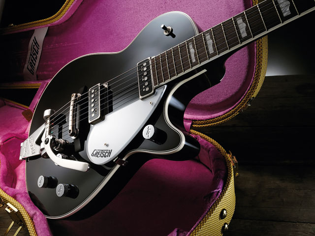 Gretsch G6128T George Harrison Signature Duo Jet (£2818)