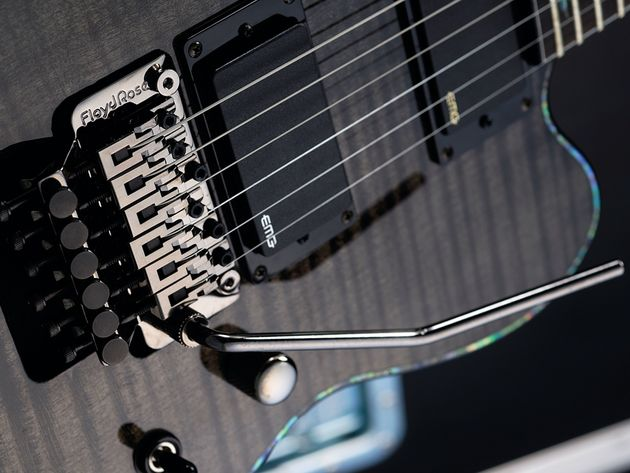 The SK-1 certainly ain't your daddy's Charvel...