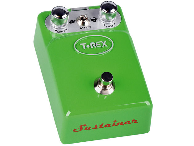 The Tonebug offers greater sustain without muddying tone.
