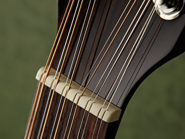 All those strings need tuners, and as such the D-125-12 is a bit top-heavy.