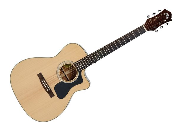 The F-130 delivers clear, precise acoustic performance.