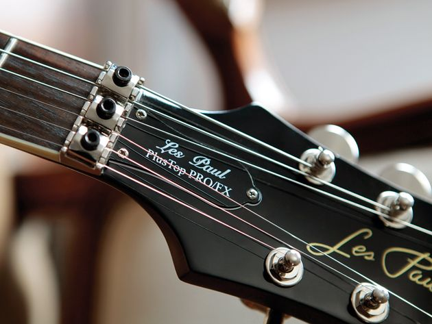 You'll have to get used to the hassle of Floyd restringing…
