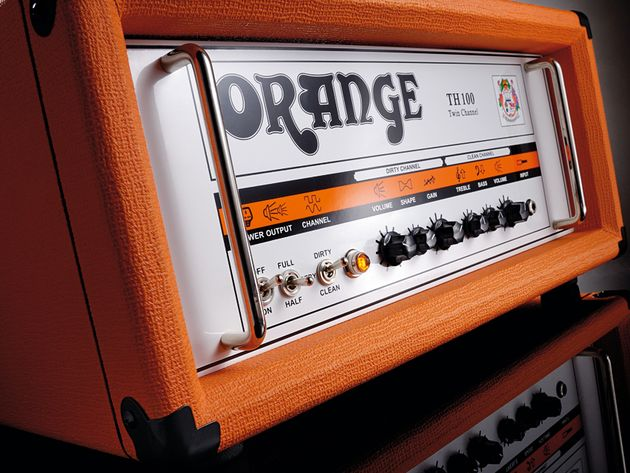 Orange TH100 head (£999)