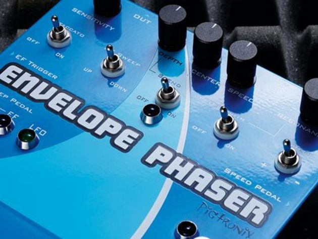Pigtronix EP-2 Envelope Phaser (£195)
