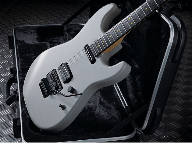 Charvel Pro Mod Limited Wild Card #7 Primer Scream (£838)