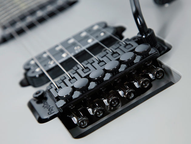 The Floyd Rose 'Original' is the company's top classic model, made in Germany.