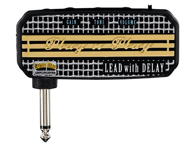 Guitar Man Plug 'N' Play Lead With Delay (£17.95)