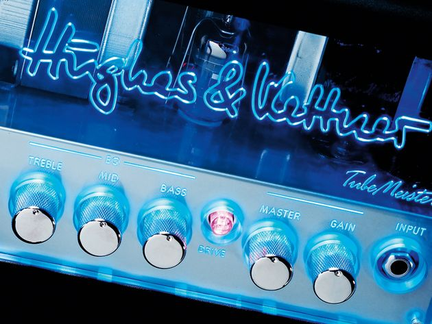 Hughes and Kettner TubeMeister 5 Head (£329)