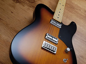 VIDEO: Fender Telebration Cabronita Telecaster demo