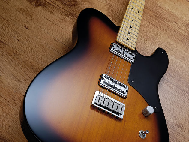 Filtertrons and Telecasters: a match made in tone heaven