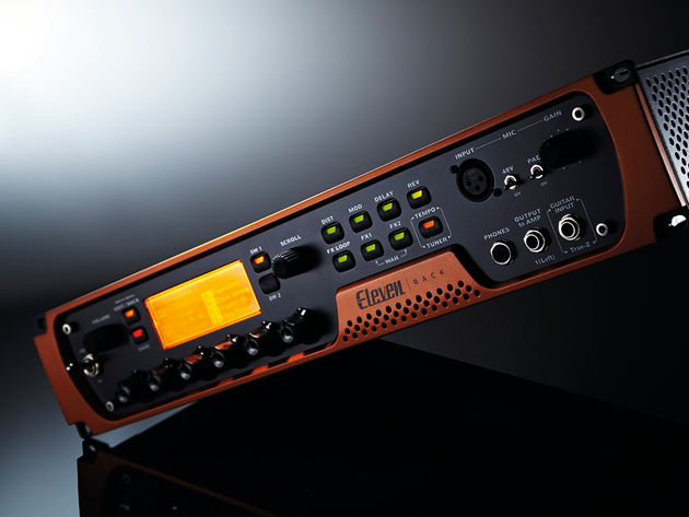 The Eleven Rack is a great tool for either studio or stage.