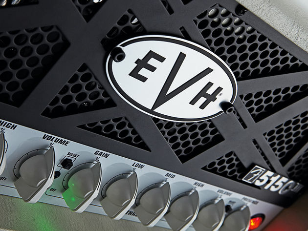 The grille pattern is pure EVH - it's hard not to love it.