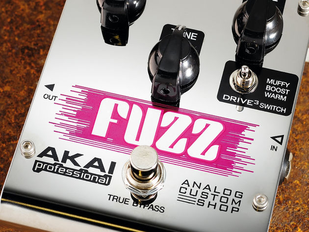 Akai Analog Custom Shop series effects (£59)