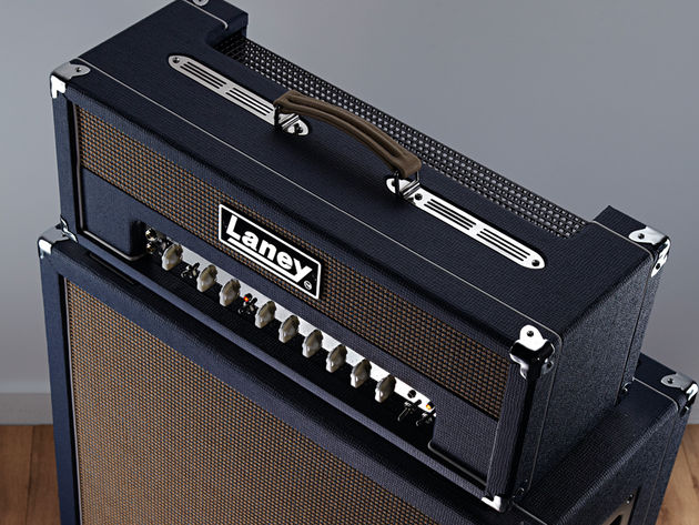 It's fair to say the Laney is built like a tank…
