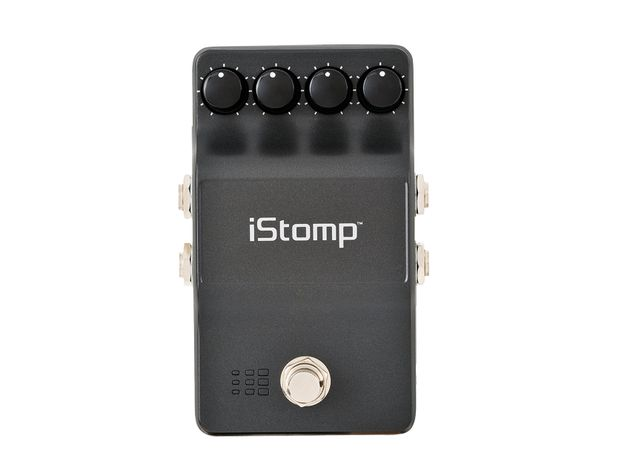 The iStomps plain appearance suits its role as a blank canvas for sound.