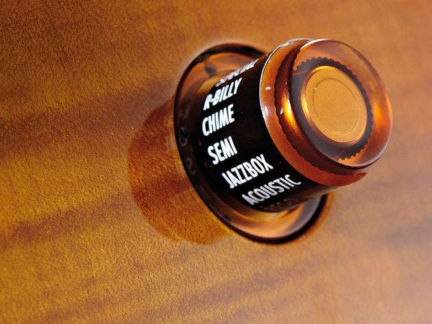 The knob of guitar versatility…