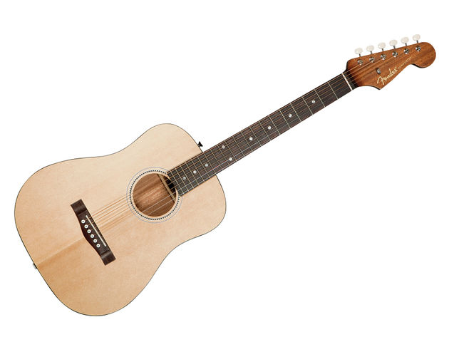 The Newporter may look like a toy, but it's also clearly a Fender.