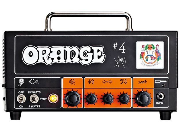 Orange Signature #4 Jim Root Terror (£439)
