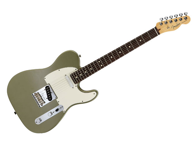 The Tele's Strat-like ribcage contour may be a step too far for some purists.
