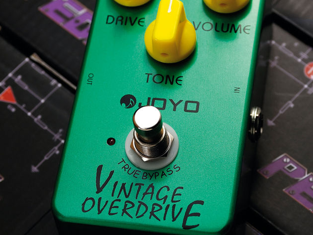The Joyo Vintage Overdrive may not sound the most original - but at just £29, who cares?